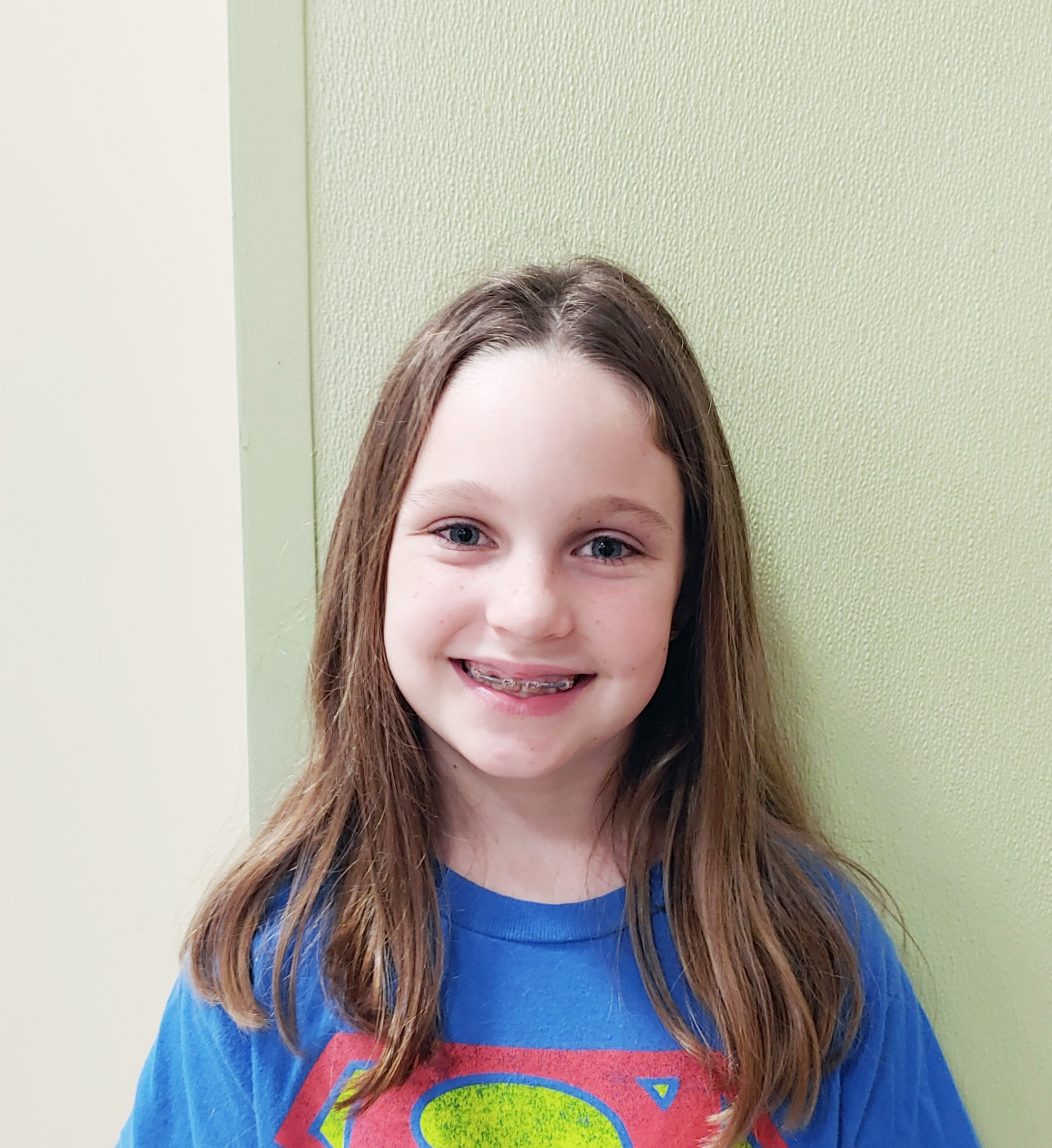 A fun time I had dancing was on Valentine's Day at school when we got to have a dance party with my whole class.  Addison, age 8  Clements Ferry Road area