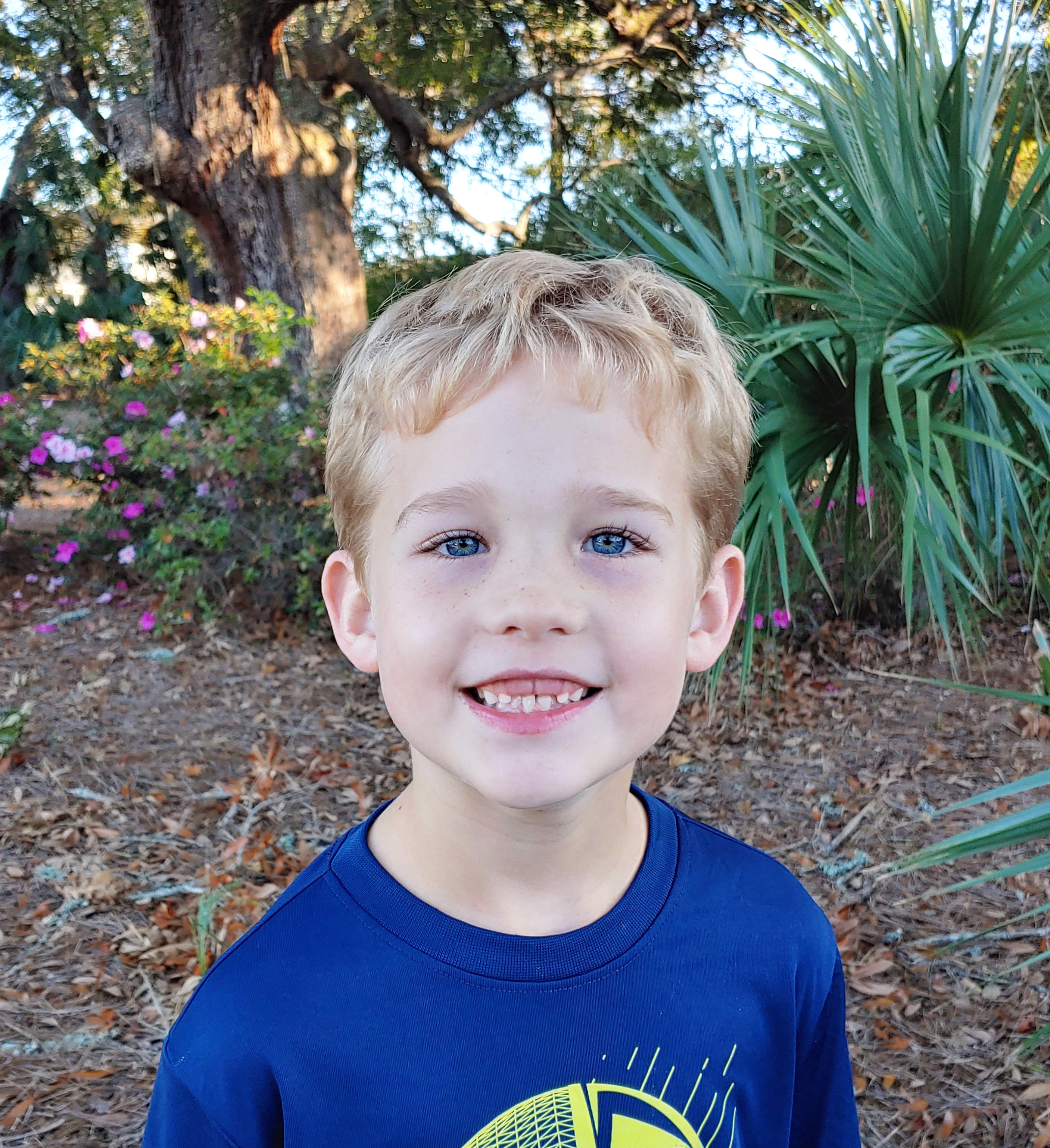 Firefighters inspire me to help people.  Austin, Age 7  Daniel Island