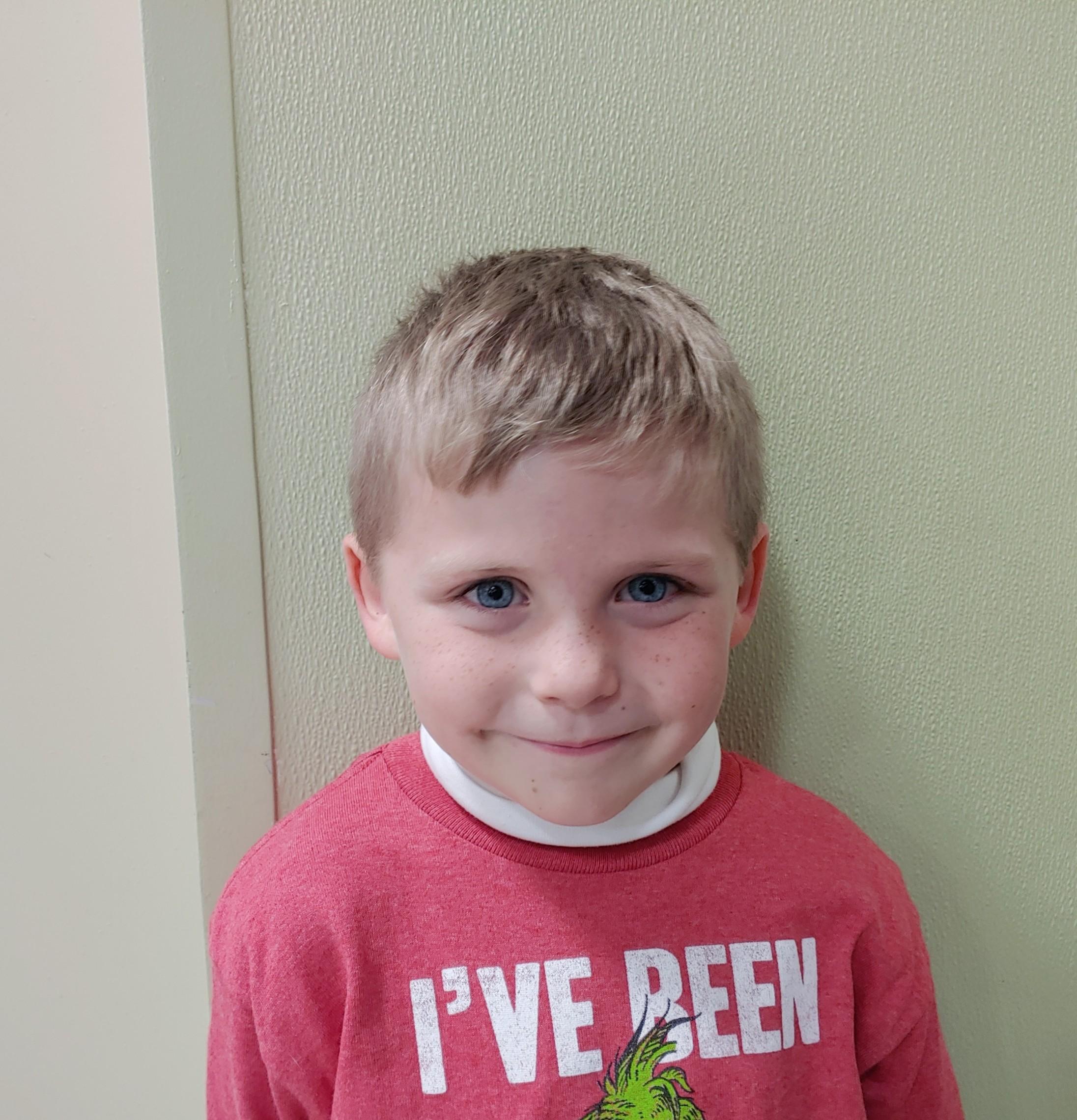 I want a Transformer because Transformers always win.  Benton, age 5  Daniel Island