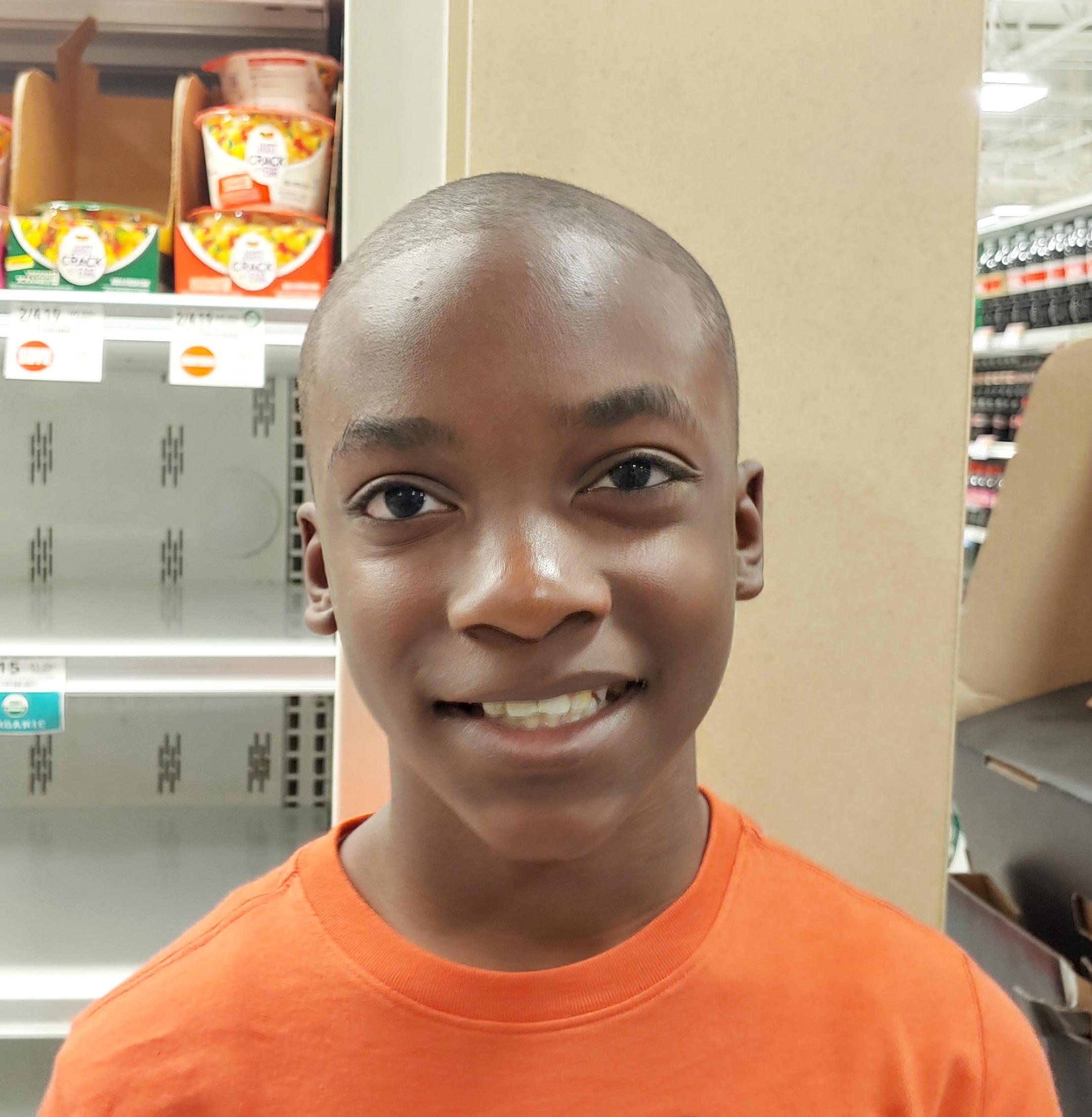 We are not sneezing on anybody.  Bryson, age 12  Daniel Island