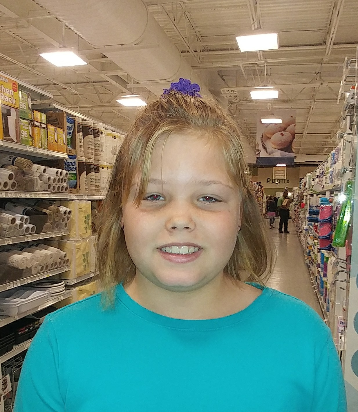 A teacher because I like to play around and learn.  Catie  Age 11
