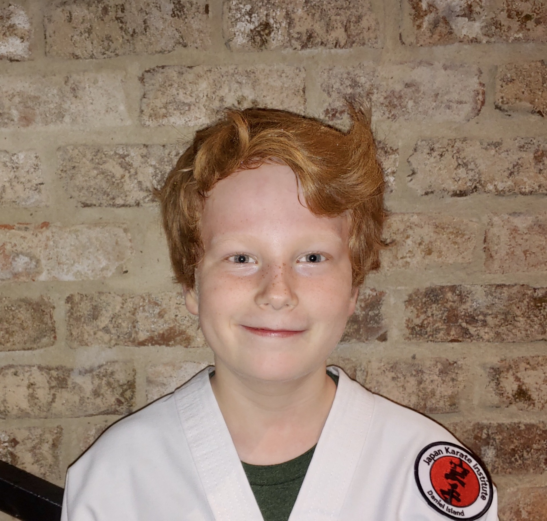 I do Cub Scouts and participate in a lot of events.  Clay, Age 10  Daniel Island