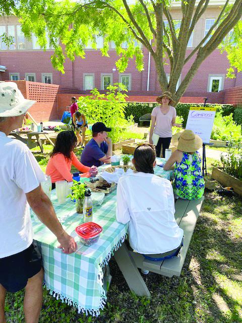 PROVIDED - Daniel Island School and Community Garden