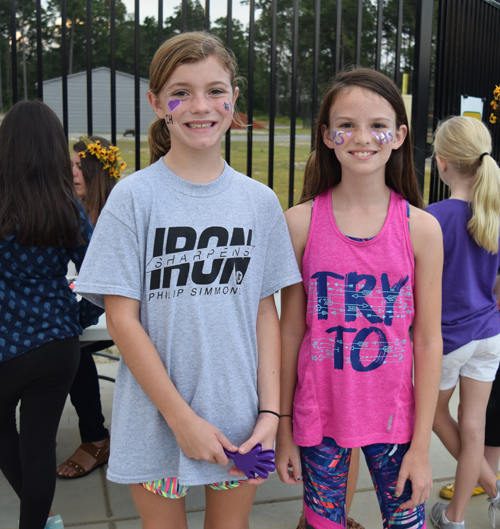 Fans of all ages attended PSHS Community Night on Sept. 21.