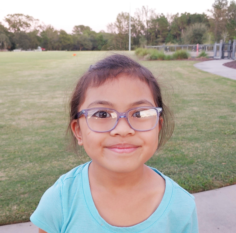 Wonder Woman.  Dana, age 7  Daniel Island