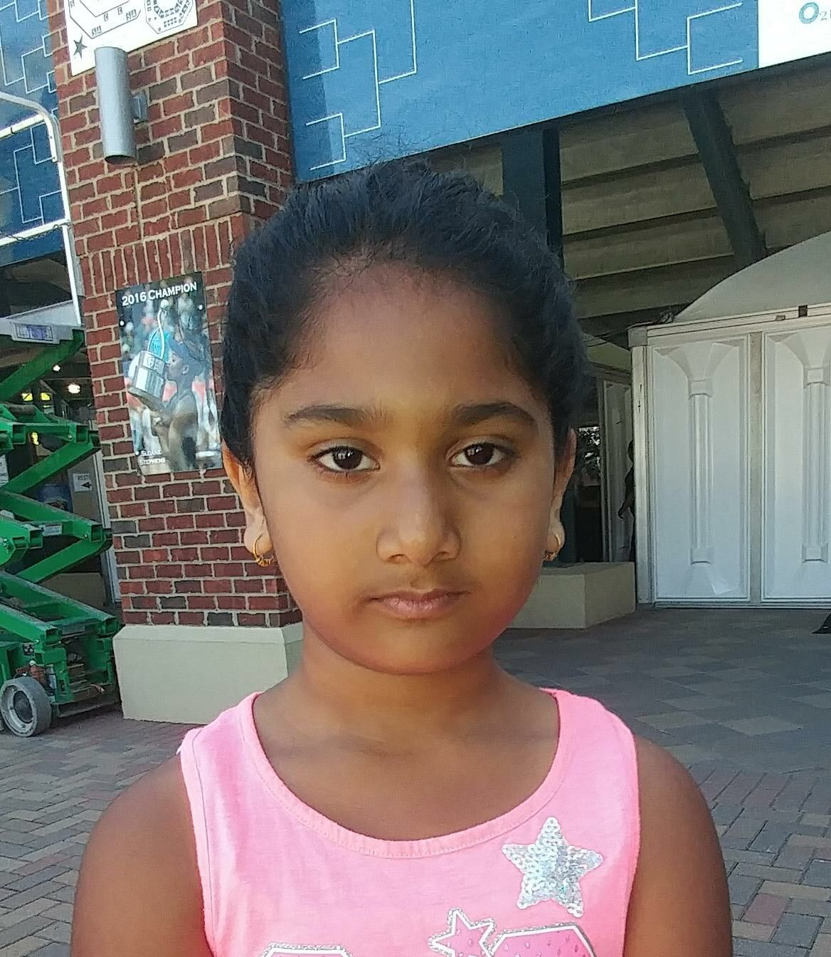How much practice did it take for you to get to this level?  Dedeepya  Age 6