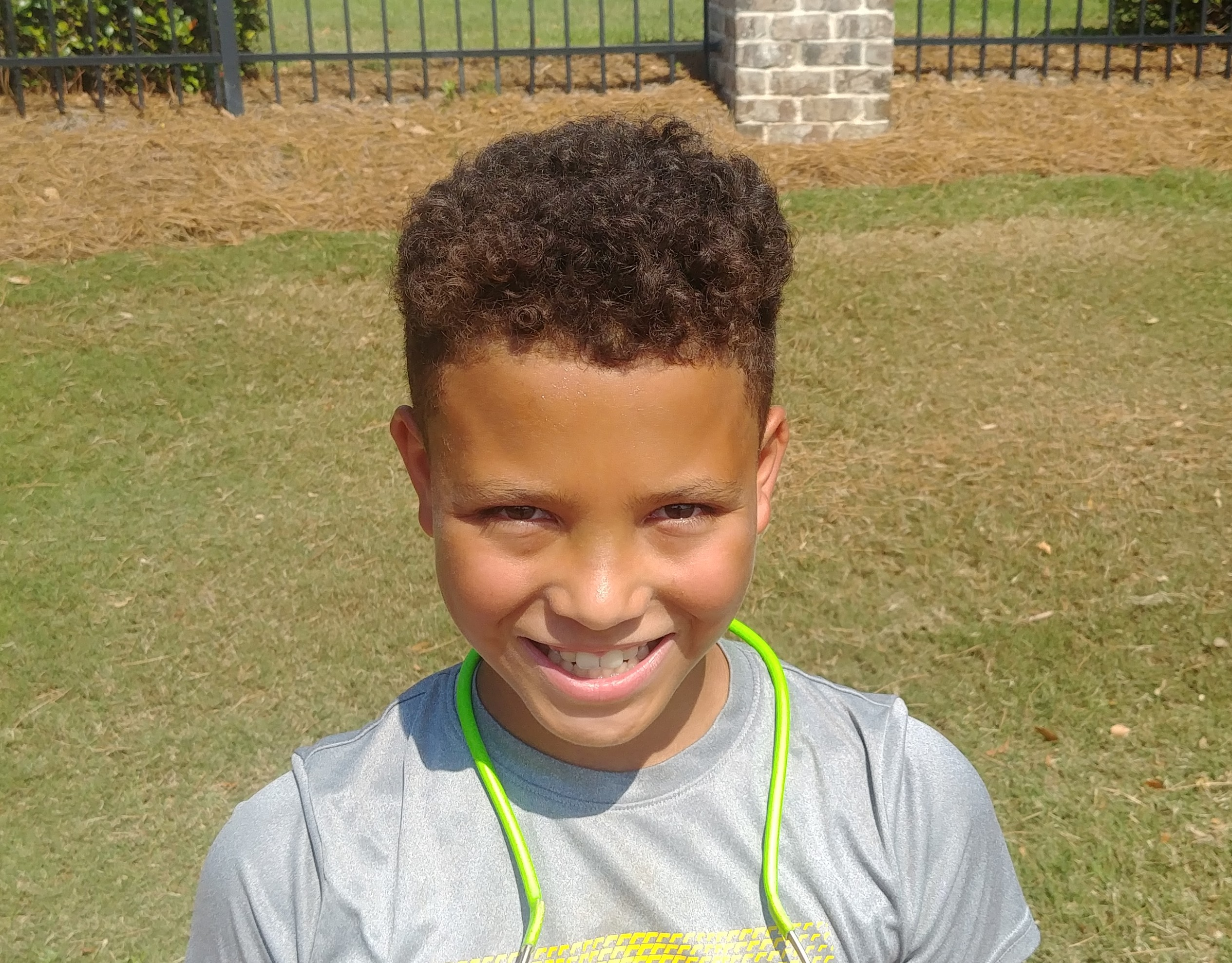 Yeah, because if there is a bump they can flip over and bump their head.  Deonte  Age 10  Daniel Island