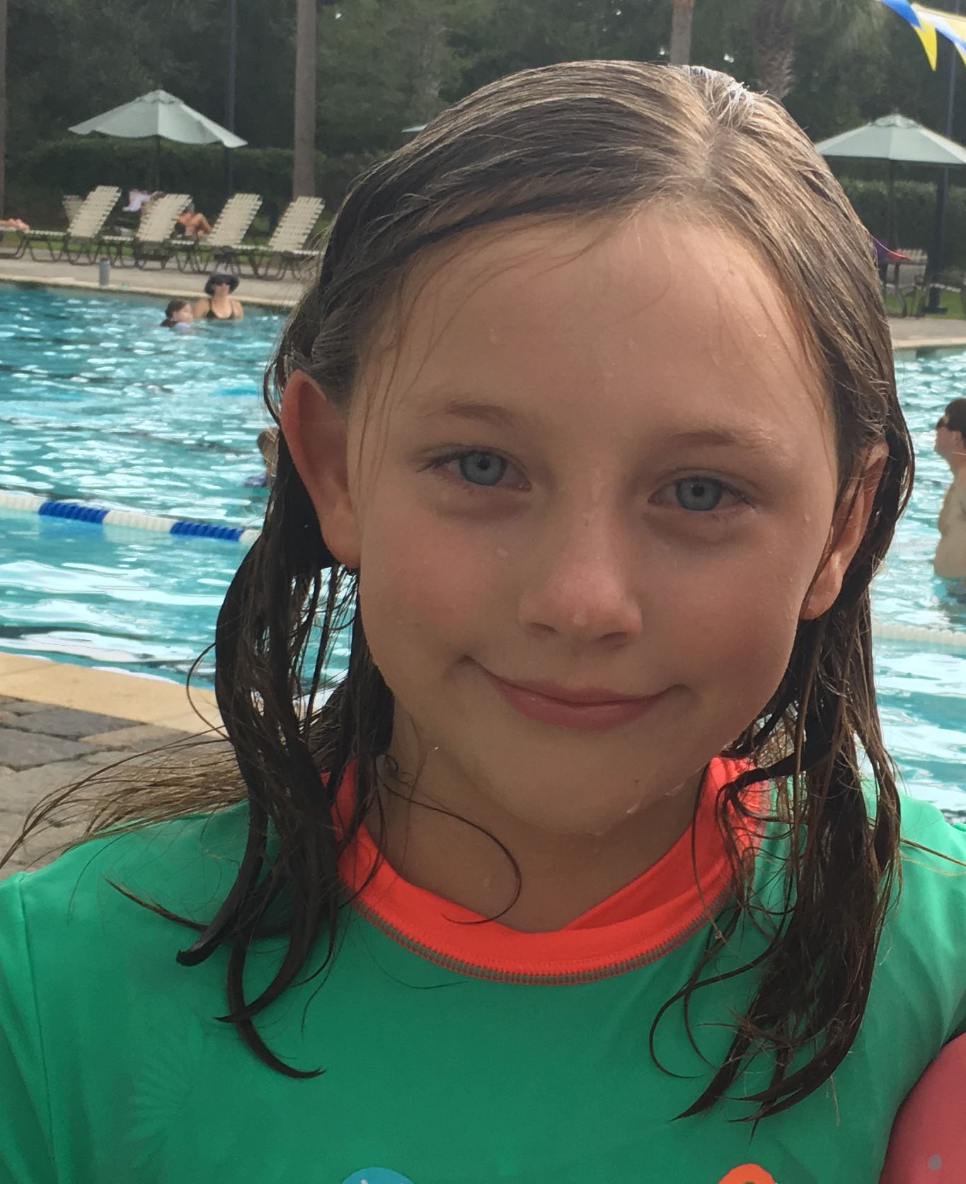 I will be cheering for the Carolina Panthers.  Ella Age 8