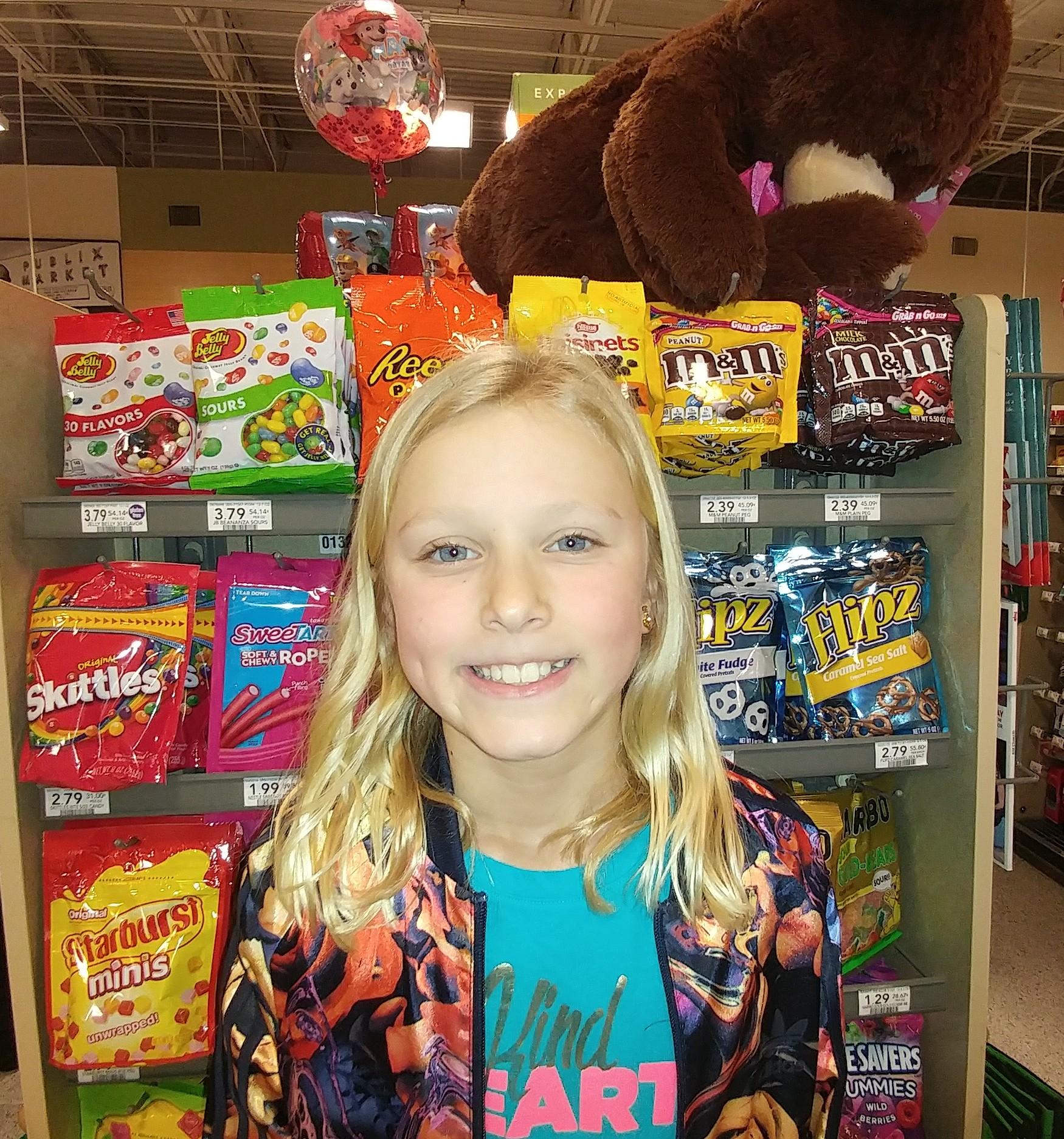 By helping them.  Ellie  Age 9