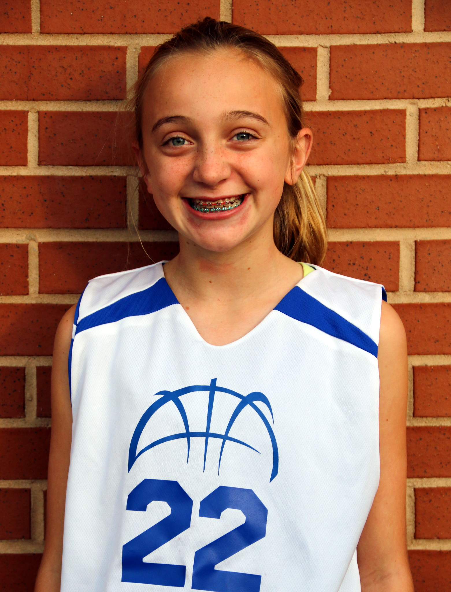 "GRACE WARD 6th grade girls ""Grace Ward is the Player of the Week for the 6th Grade Girls based on her solid contributions in our three games over the weekend. This led the girls to a five game winning streak. Grace's rebounds, scoring and overall effort were key to each victory."""