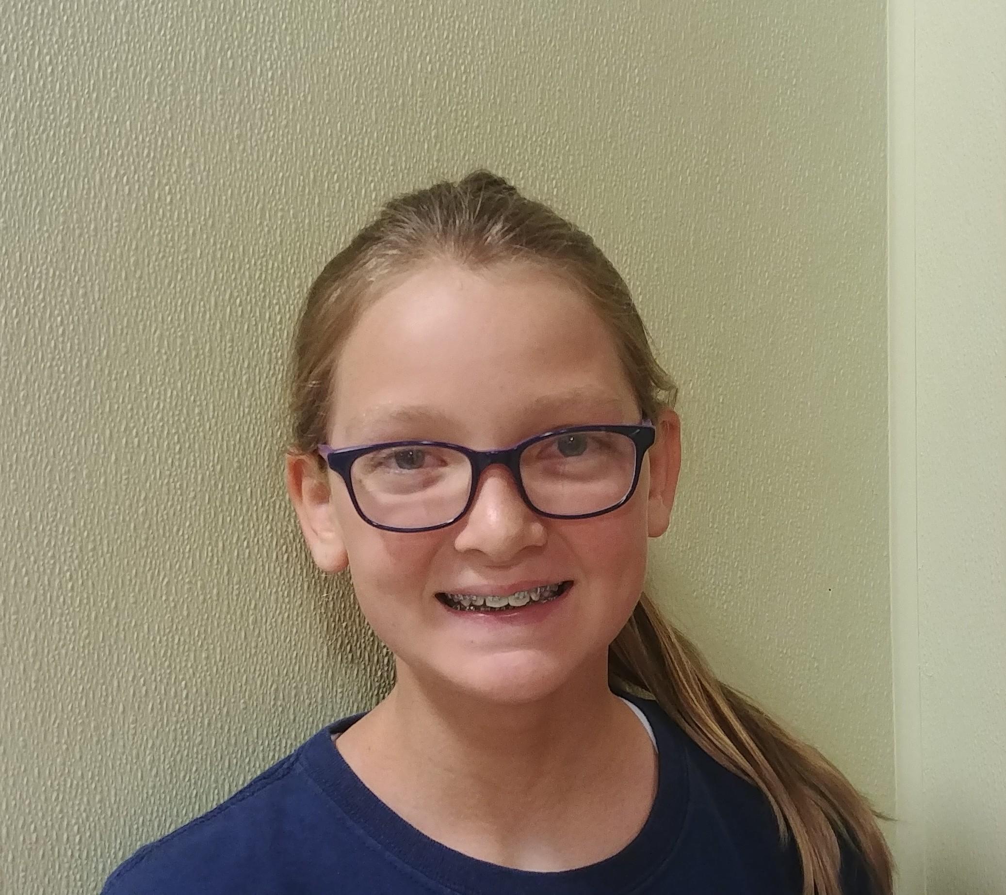 I like to go swimming because I do year-round swim.  Gracyn, Age 11  Daniel Island