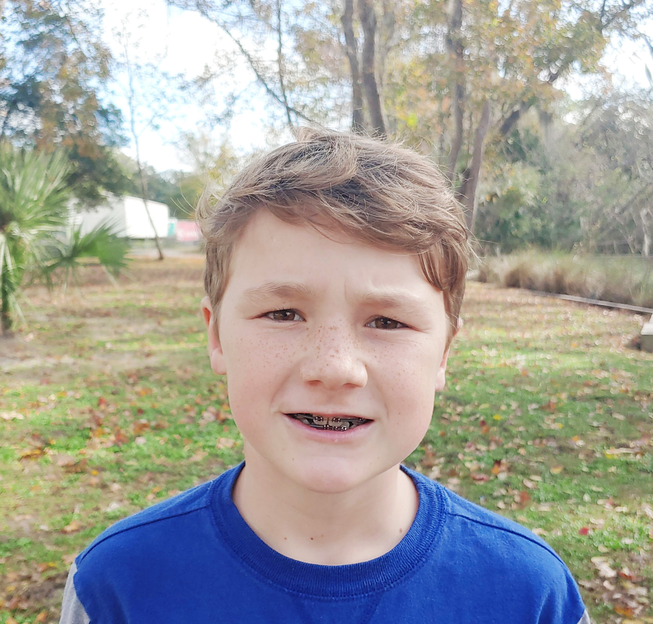 I like cake and my favorite is cookies and cream cake. Hayden, age 9  Daniel Island