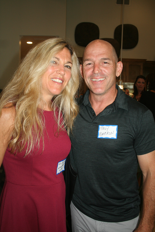 Meet husband and wife chiropractic team – Kelly and Troy Barron - of Method Health Center.