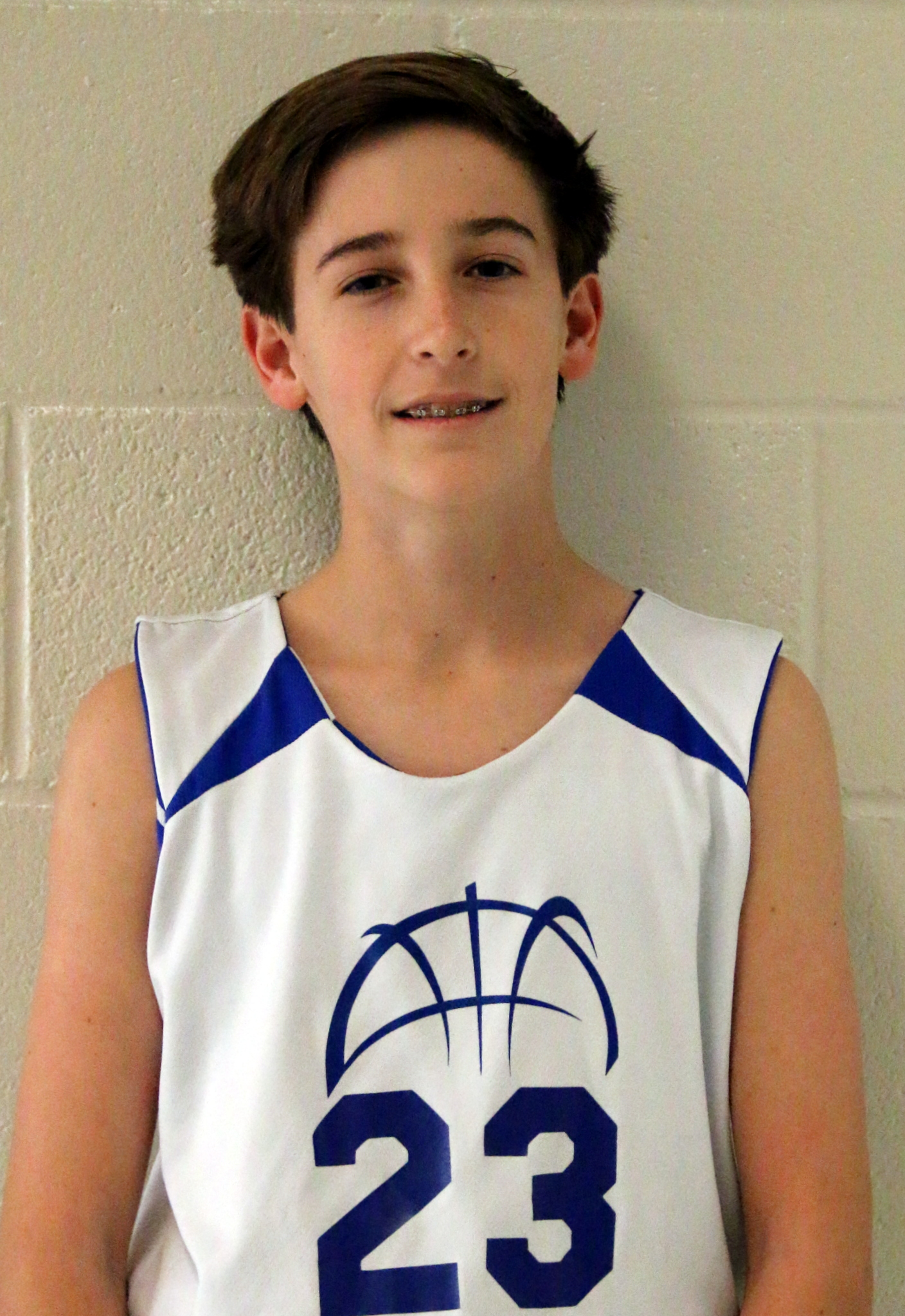 "JD SUTTERLIN 7th grade boys ""JD was one of the team's leading scorers this week and helped on defense with steals and rebounds."""