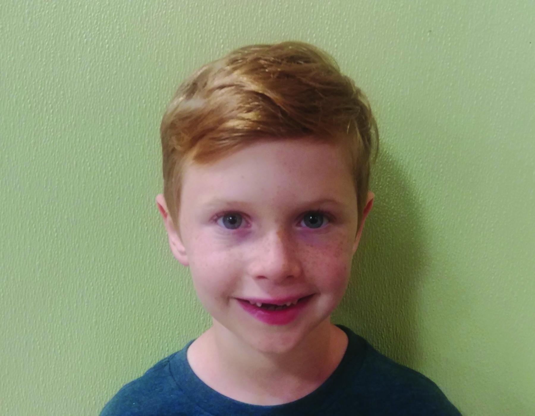 I am going to be a blow up T-Rex so I can try to scare my friends.  Jack  Age 8