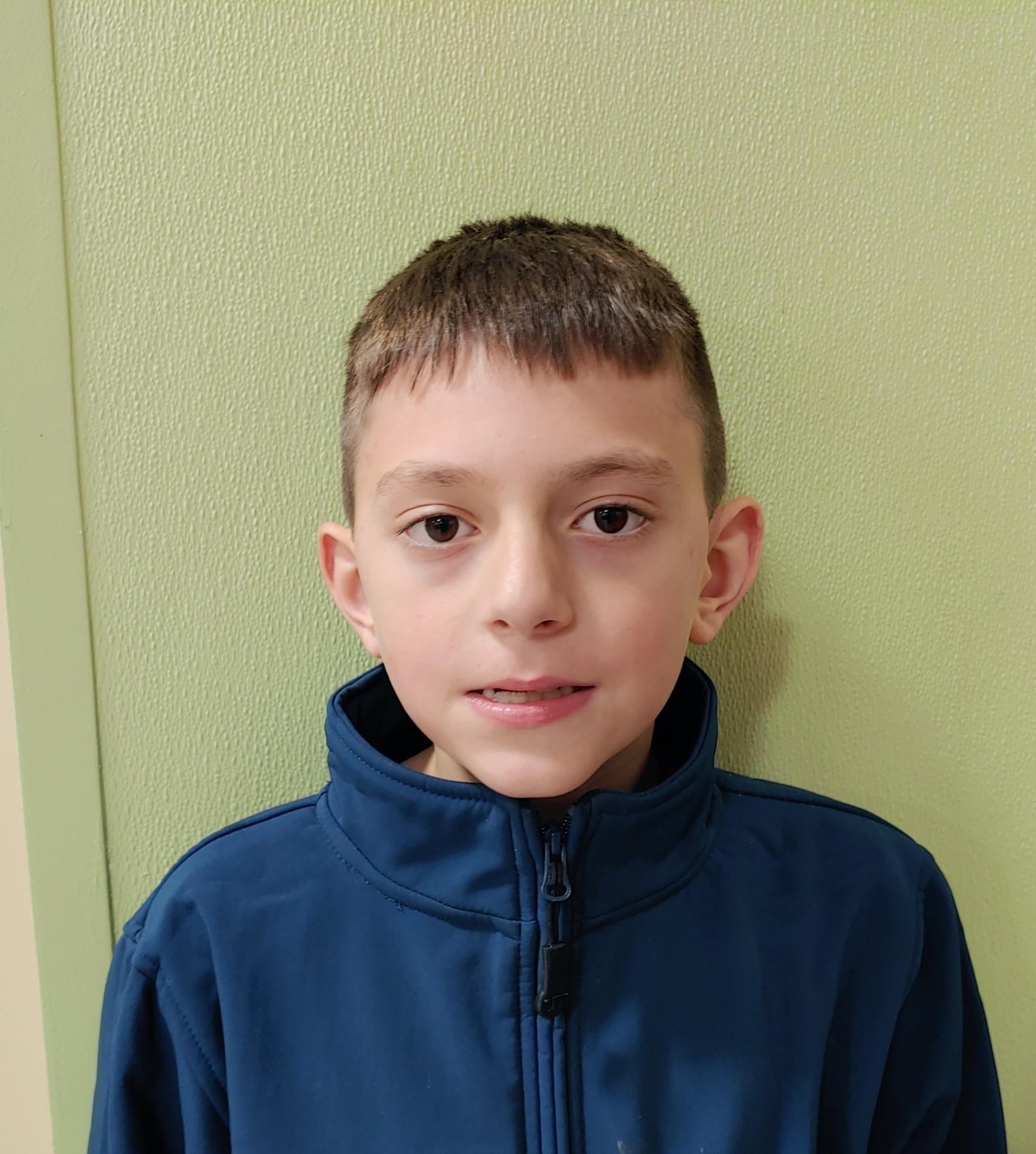 I play ice hockey, ride my bike, rollerblade, and play outside.  Jack, age 8  Daniel Island