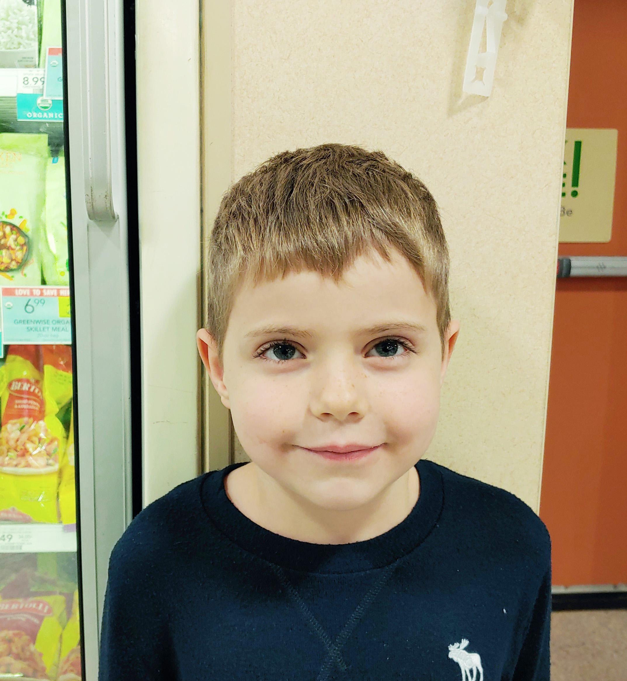 I play soccer and ride my bike.  Jackson, age 5  North Charleston