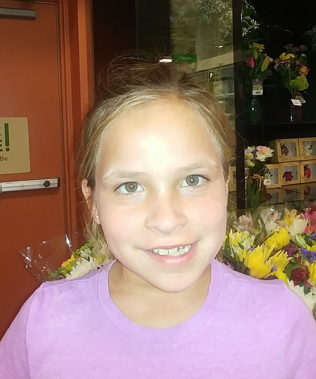 I wish that they would get back in their homes quickly. I would donate stuffed animals.  Jillian  Age 9