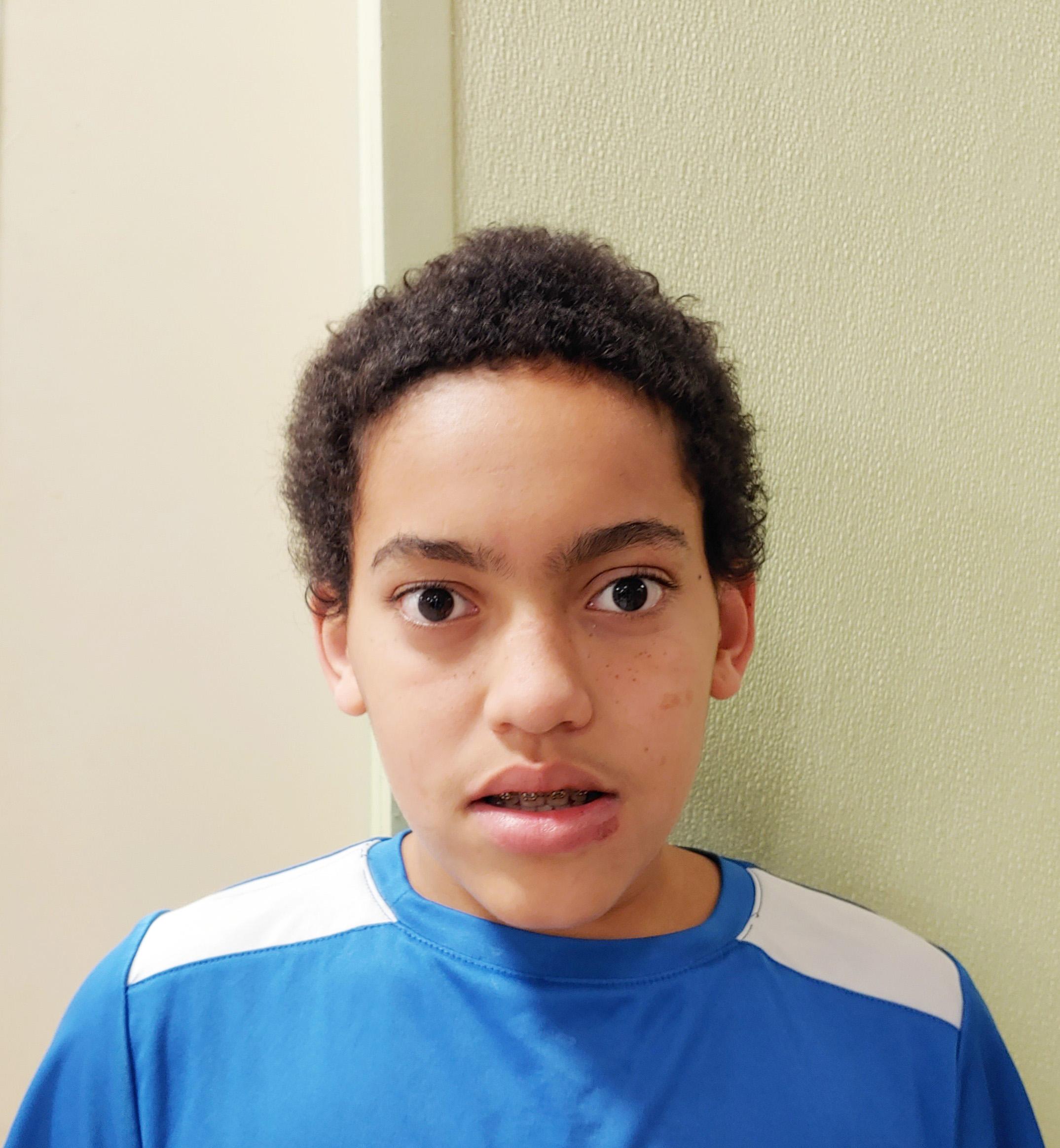 Blueberry pie because I like the fruit.  Josh, age 12  Hanahan