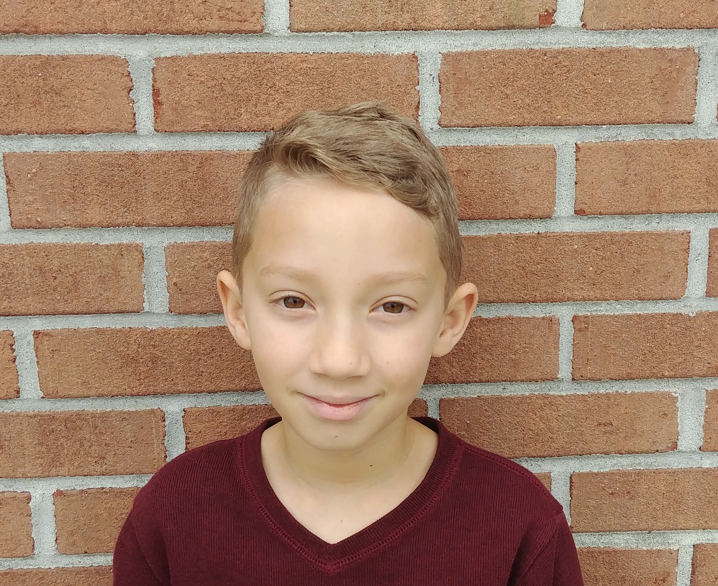 My favorite soup is chicken noodle because I like to have it when I am sick. I like to have it at my grandma's house and Chick-fil-A.  Kai  Age 8