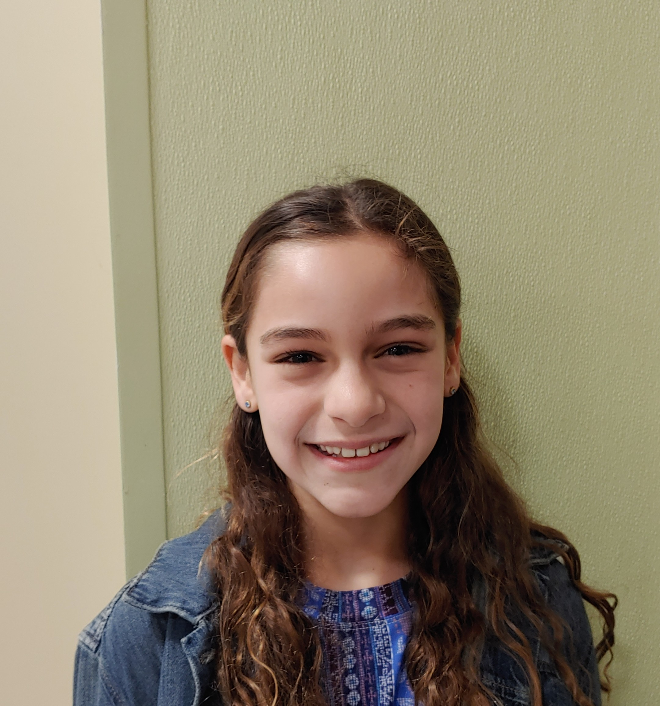 My favorite type of soup is chicken noodle because the way my mom makes it tastes amazing.  Kat, age 11  Daniel Island