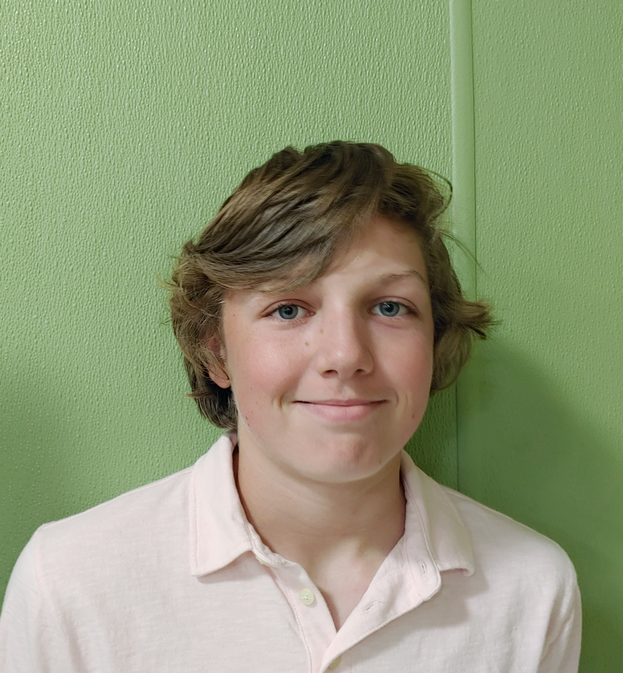 We are not doing much differently, but we are using hand sanitizer more.  Keith, age 14  Daniel Island