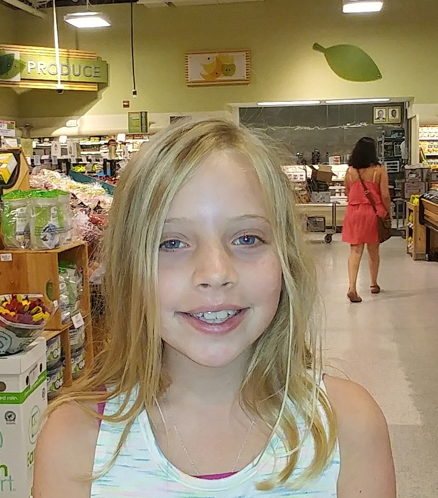 To stay out of trouble and make good grades.  Kylie  Age 9