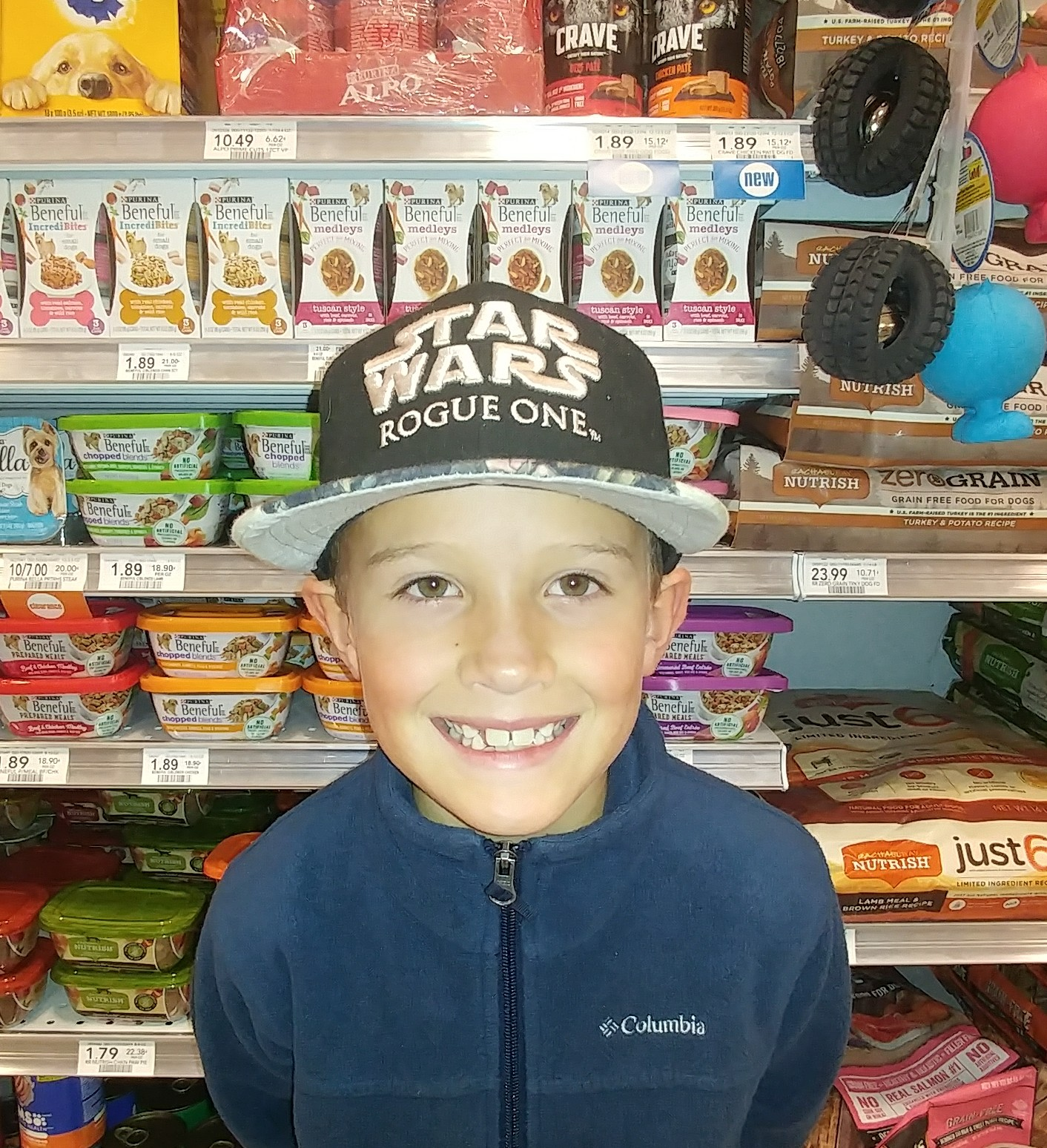 Getting my skateboard.  Luke  Age 9