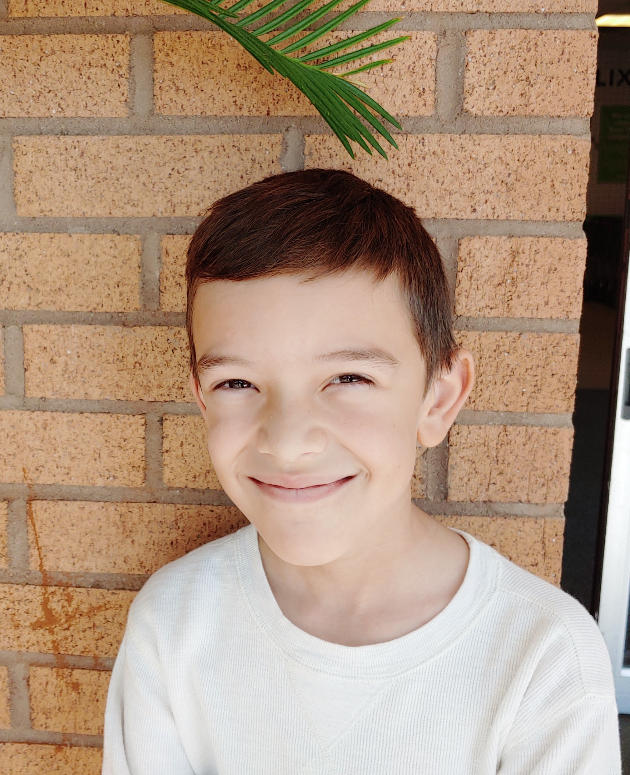 The thing that I want the most is a HyperX gaming keyboard because the keys on the keyboard I have right now are hard to press down when gaming.  Mason, age 9  Daniel Island