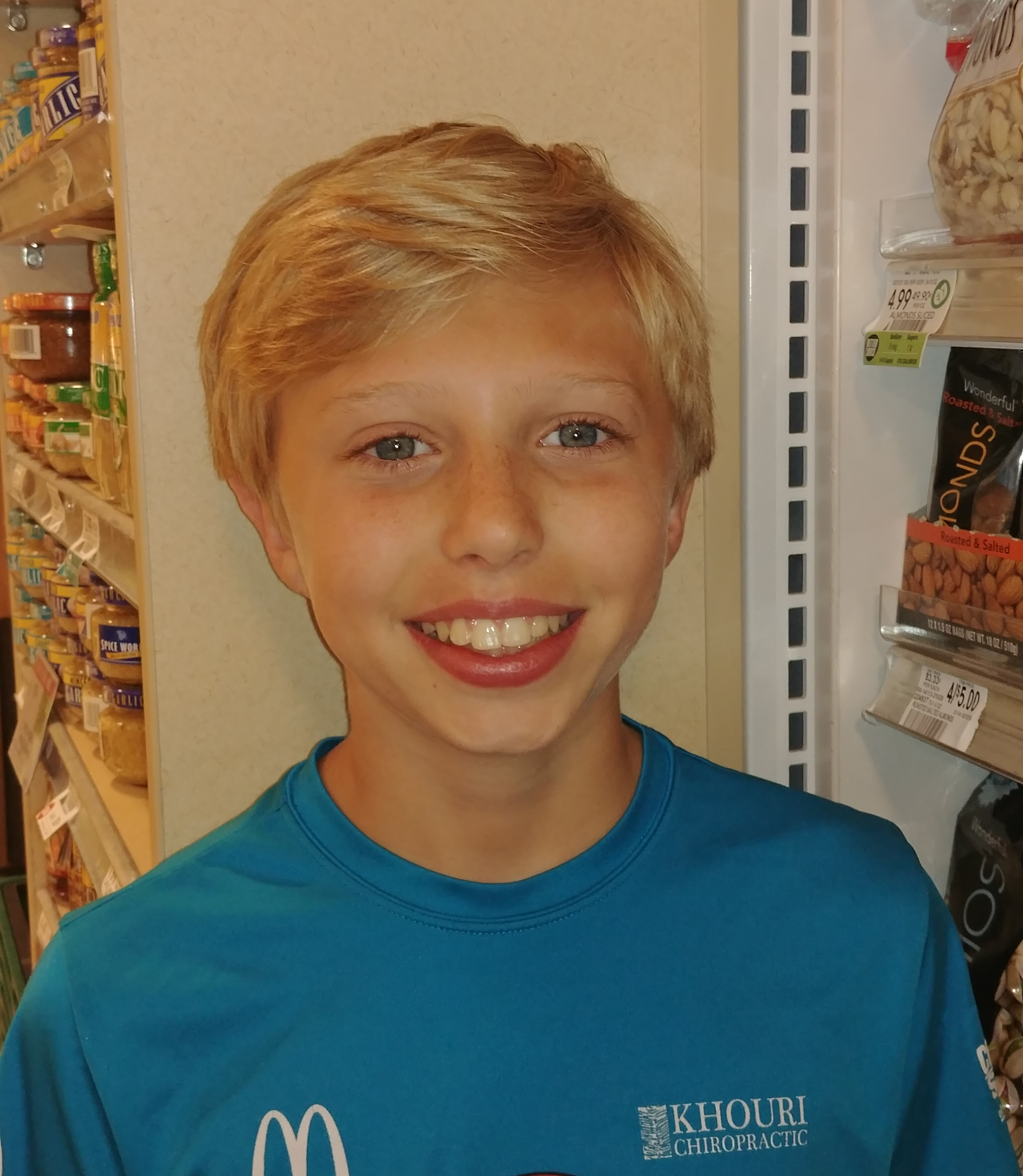 A forensic scientist because I like to investigate crime scenes.  Matthew  Age 11