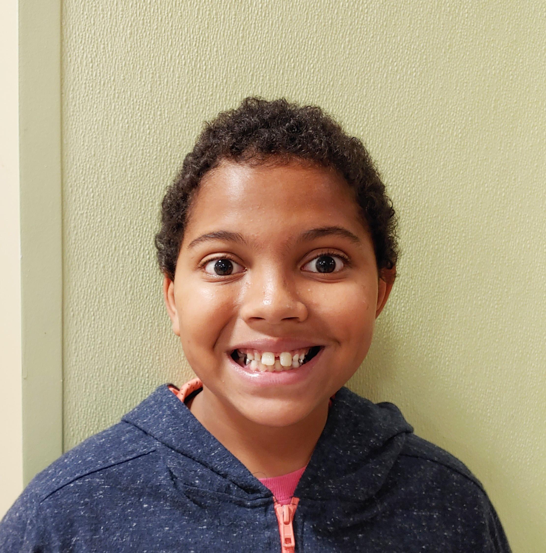 Pecan pie because it is sweet.   Noah, age 10  Hanahan