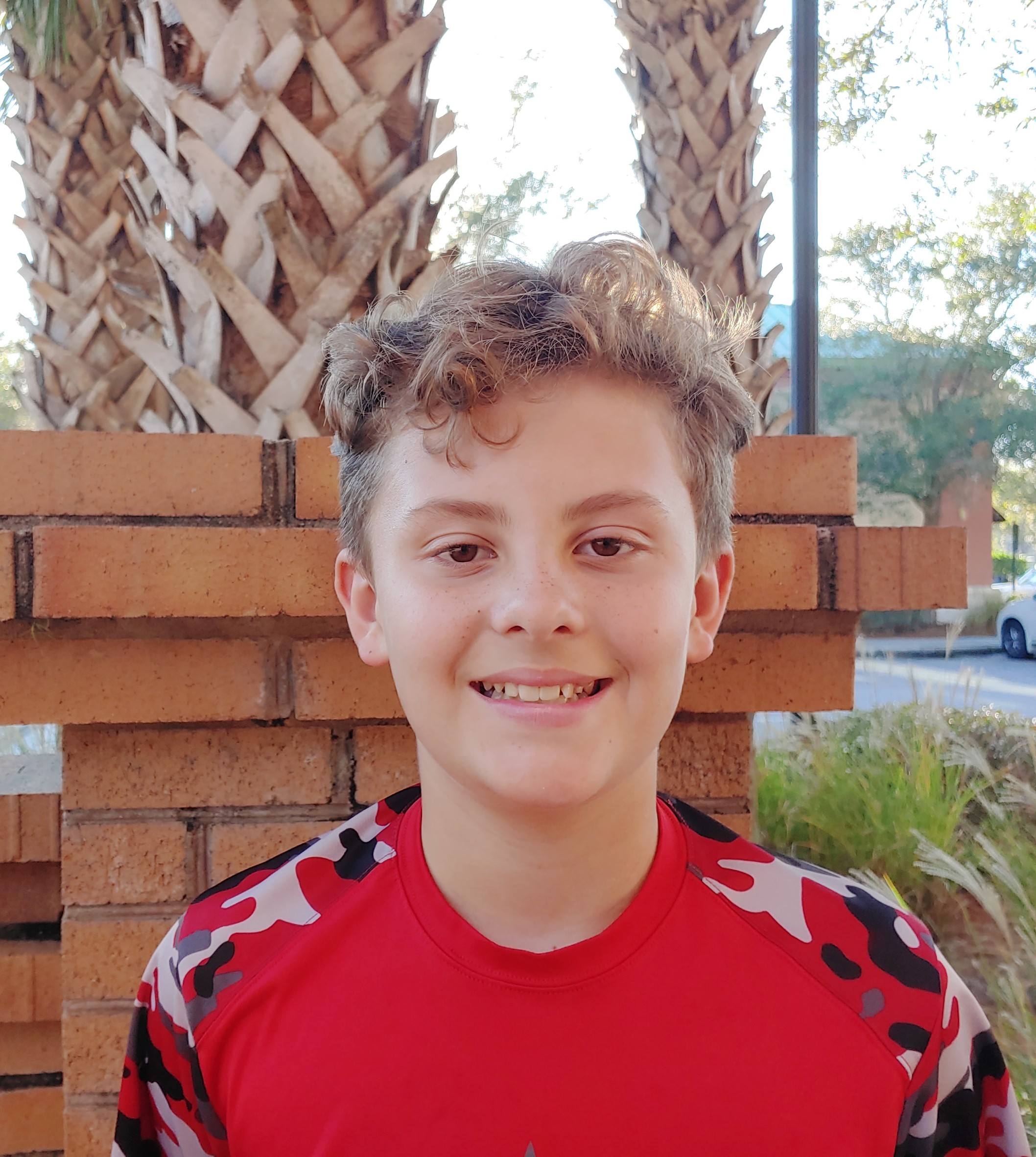 I would want a bike because I need a new bike and mine is too small.  Ryan, age 10  Daniel Island