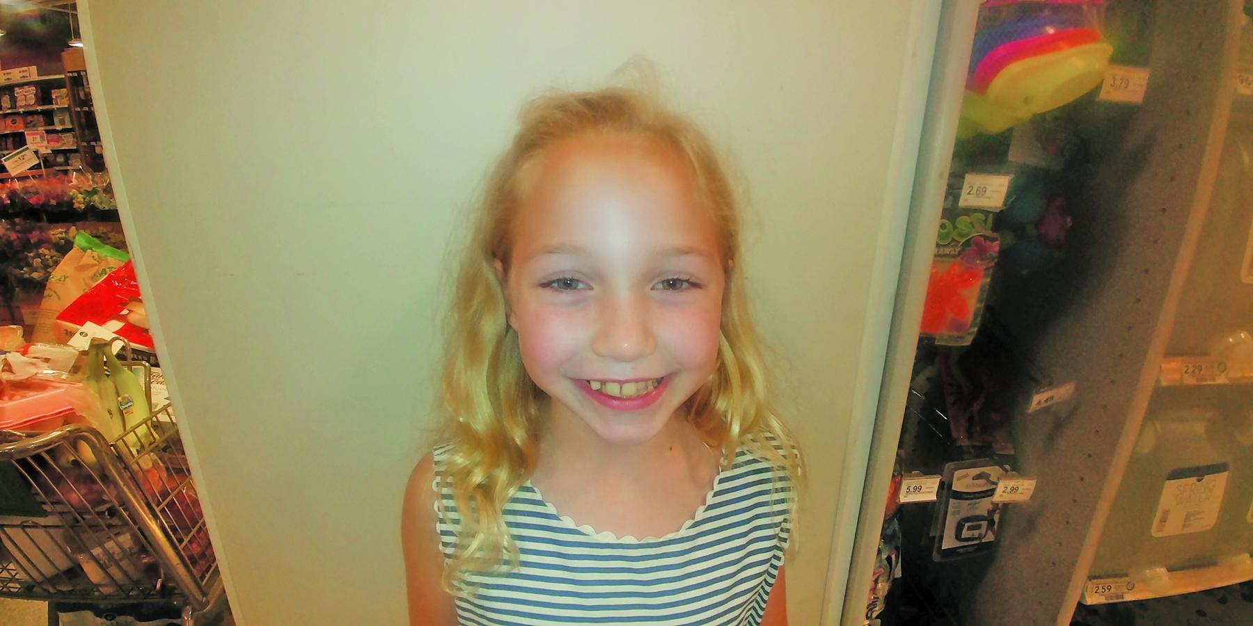 Wear a seat belt.  Sienna  Age 9