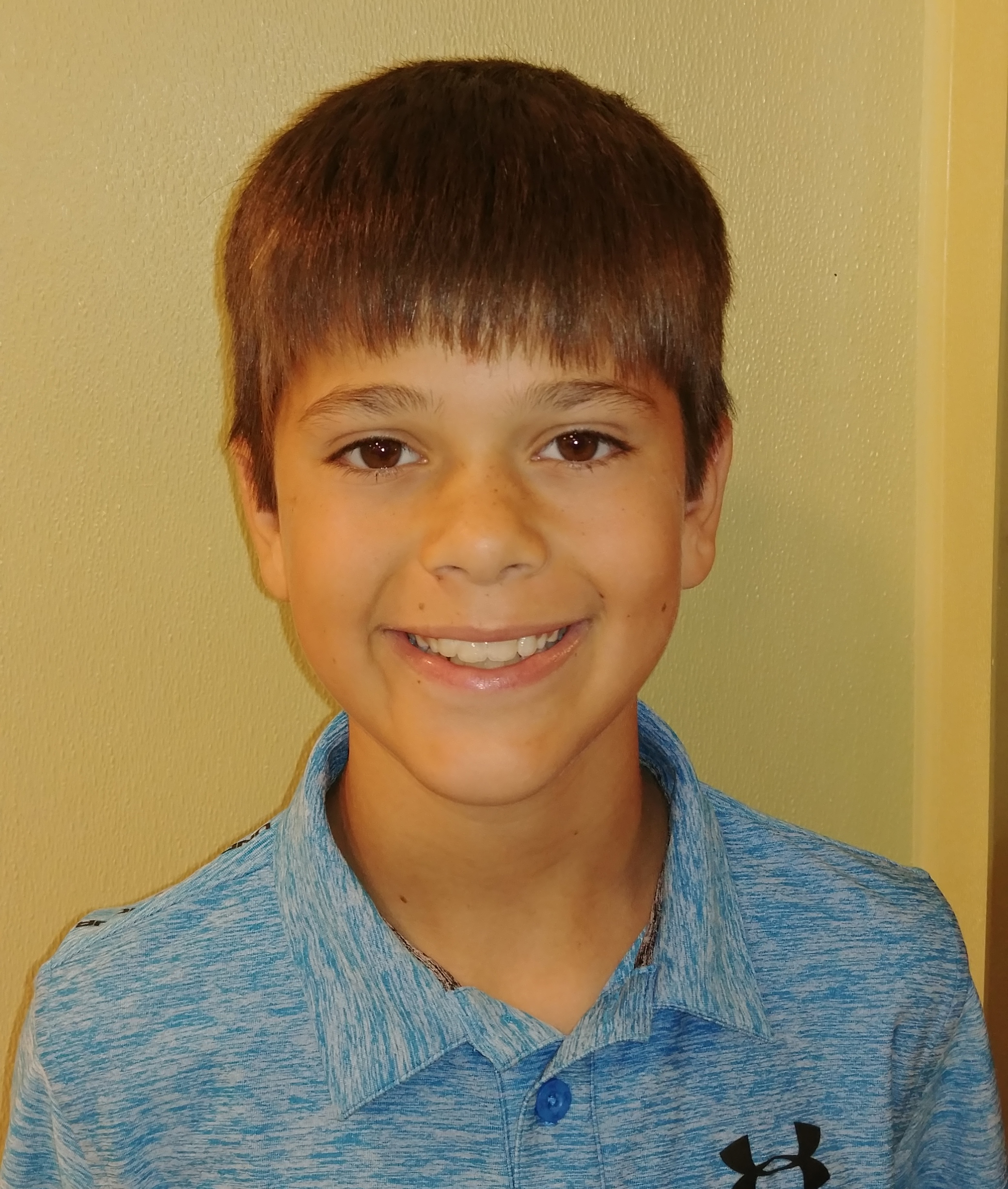 A pro soccer player because it is fun and I like soccer.  Thomas  Age 10