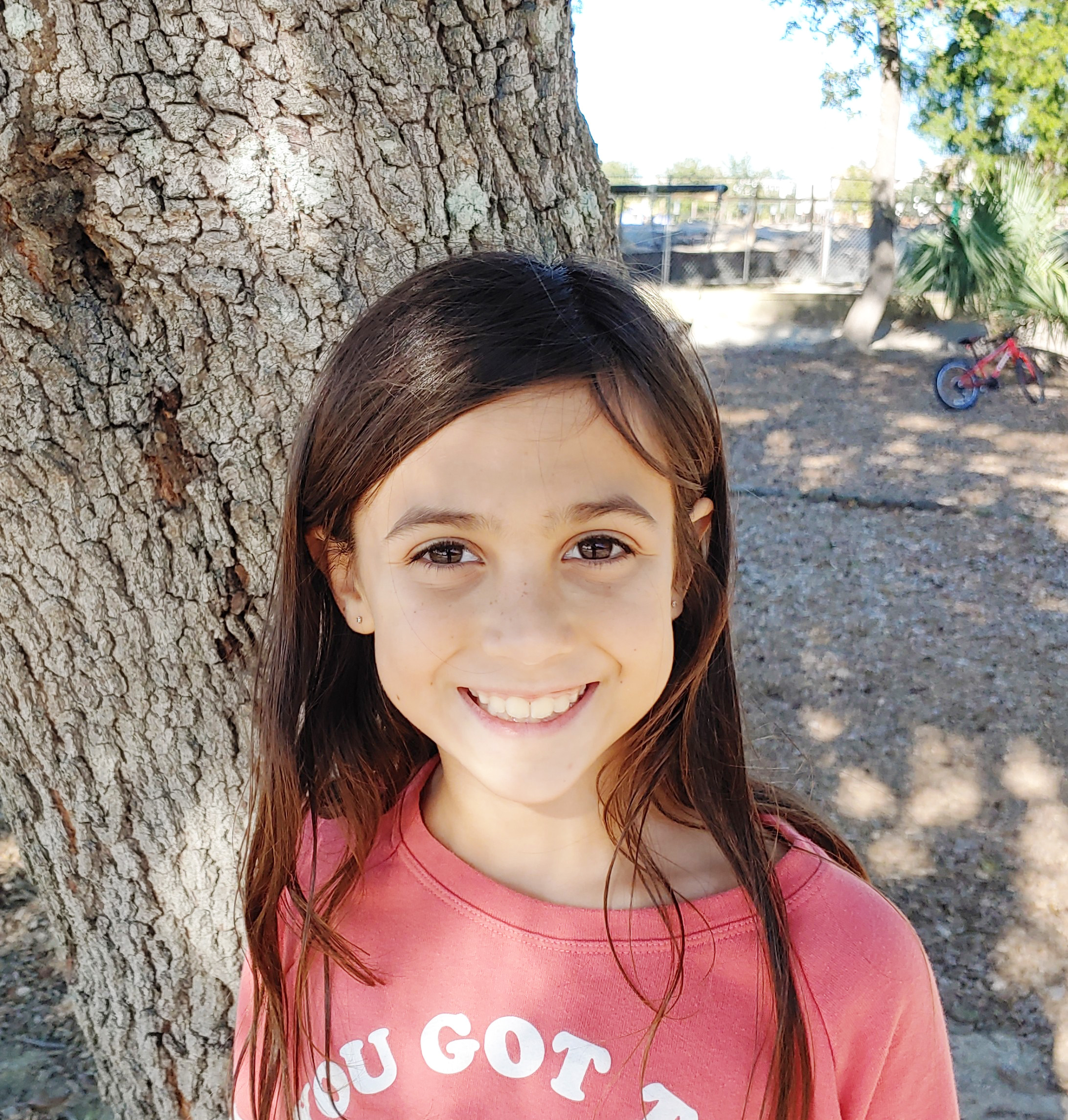 We like to go out to lunch together and swim in the pool because they are very fun. Vivienne, Age 8  Mount Pleasant