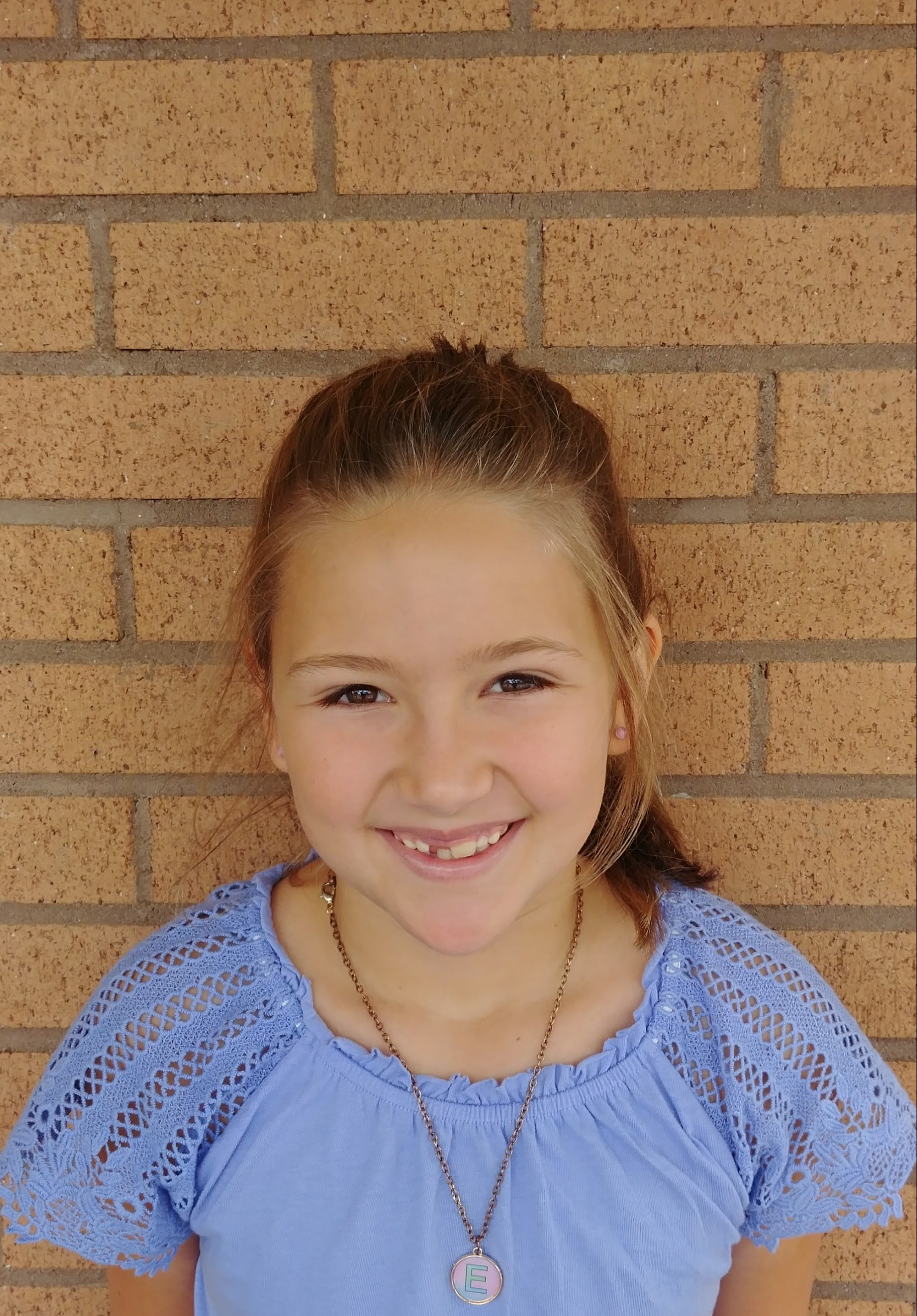 I would like to be a gymnastics teacher because I love watching people and helping people do it.  Wellsley  Age 7