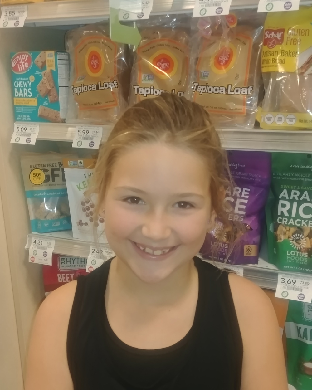 I would do a cooking place and I would sell cookies.   Wellsley  Age 8