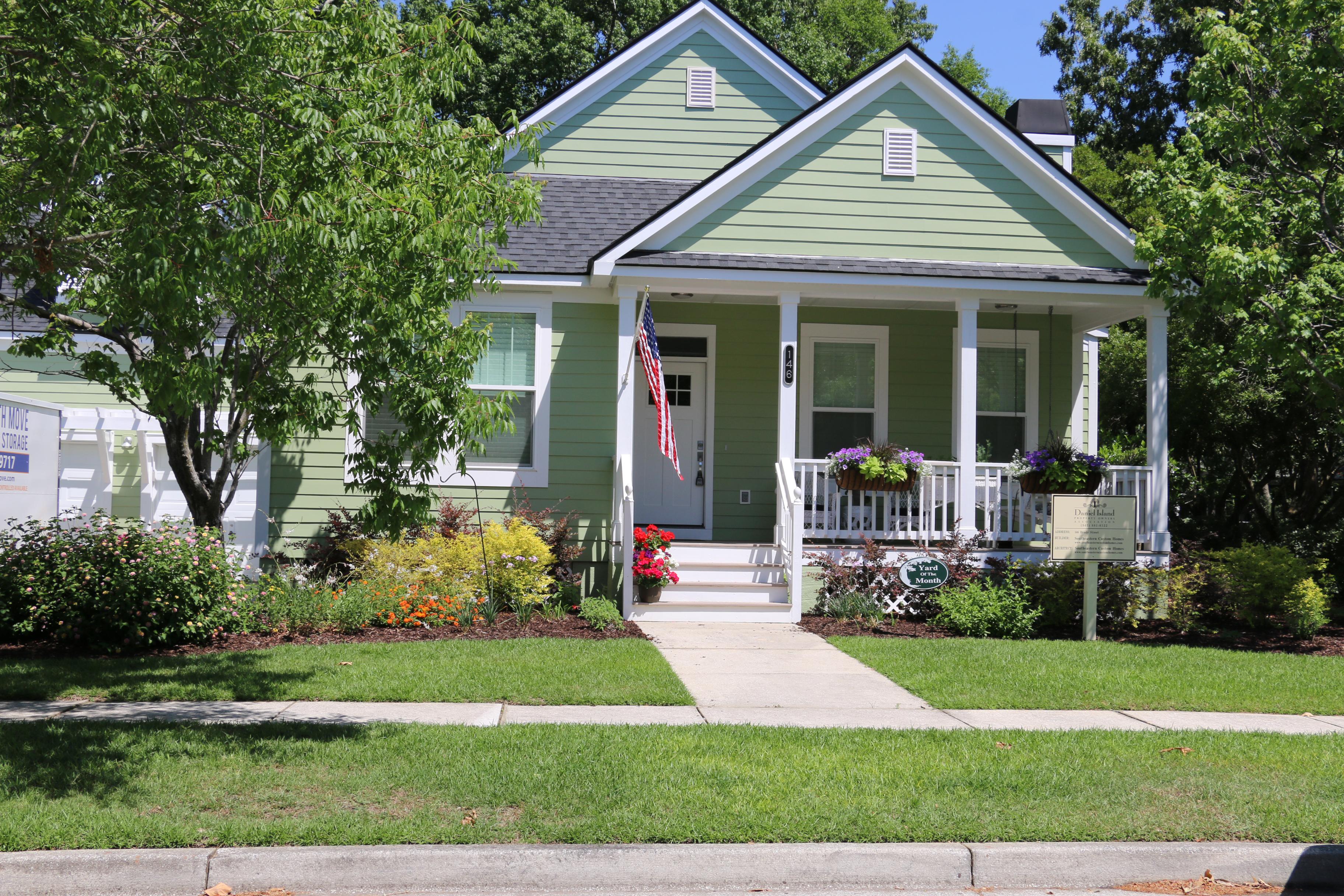 Mary Lee and Jim Busick 146 Brady Street • Zone 3
