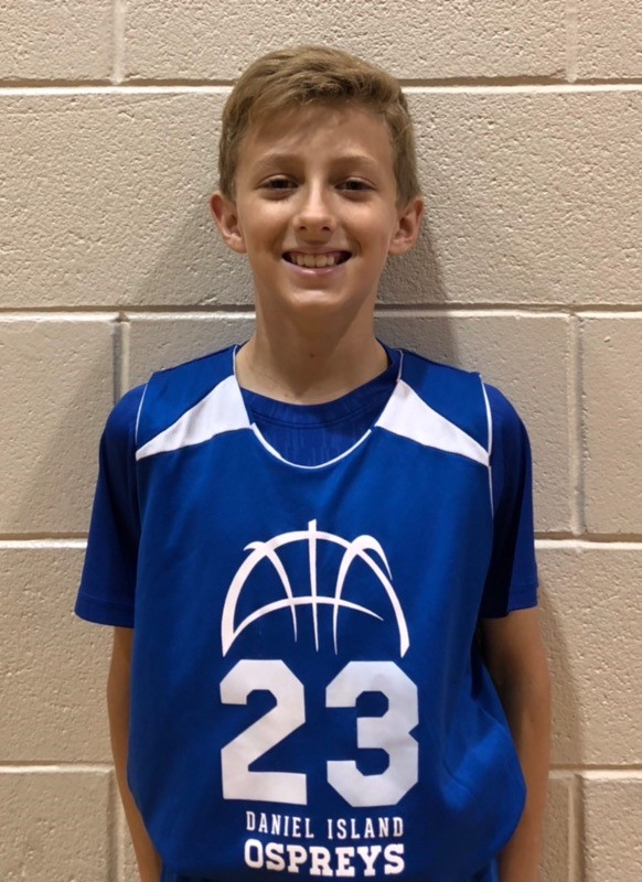 CARTER GREGORY 5th grade boys (B)