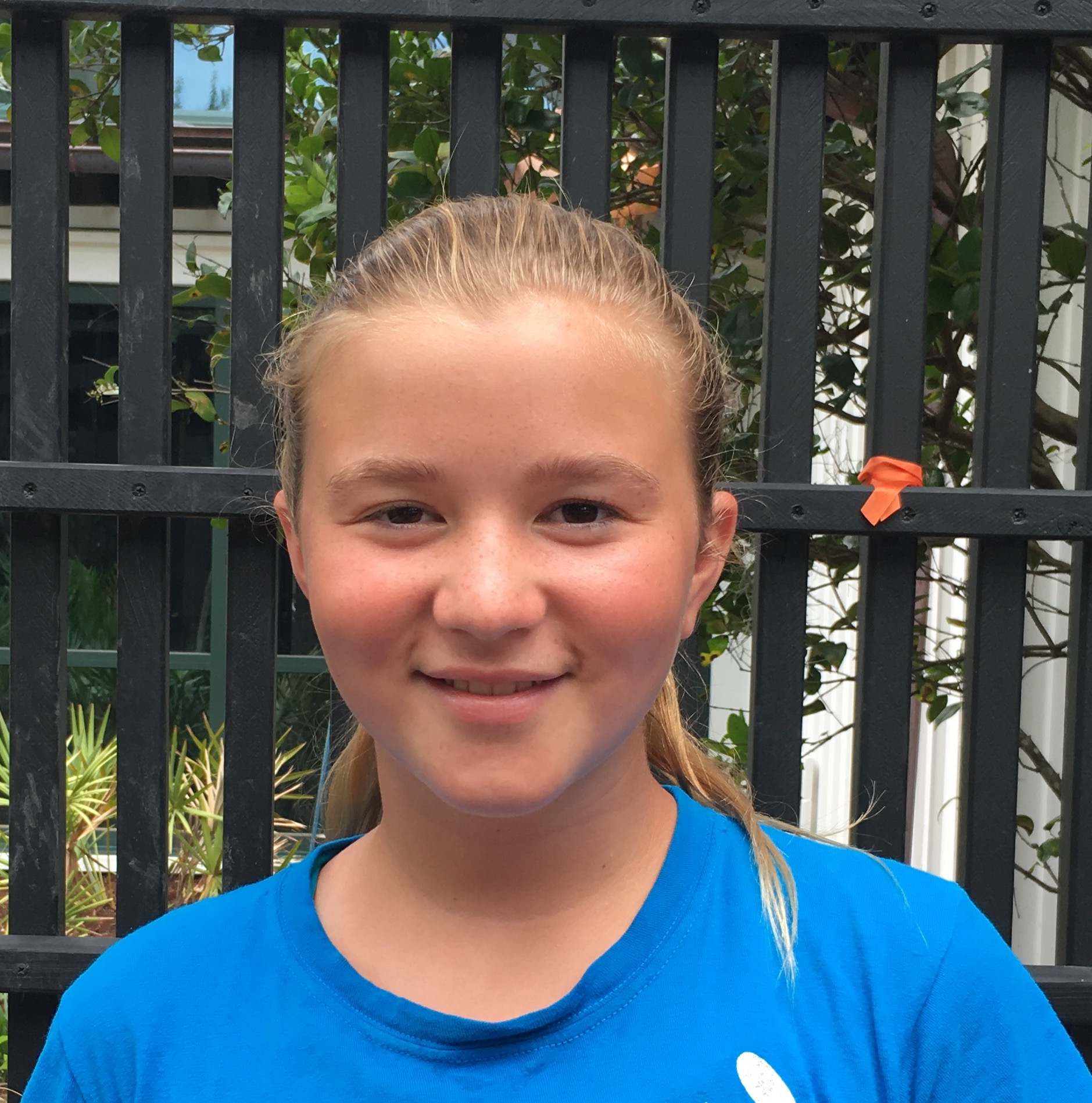 World peace! Eve Age 11