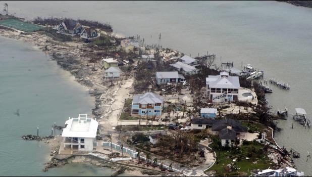 Islanders unite in Hurricane Dorian relief efforts | The ...