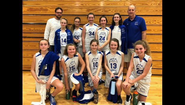 DI Ospreys Trident Basketball Awards | The Daniel Island News
